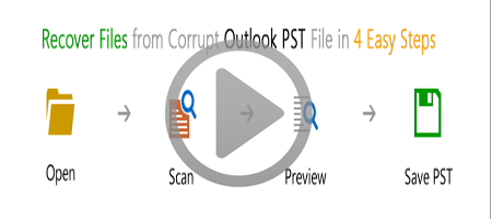 Outlook Recovery Video